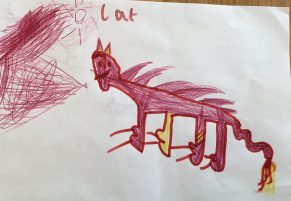 Drawing Dream Pets with PetPlan
