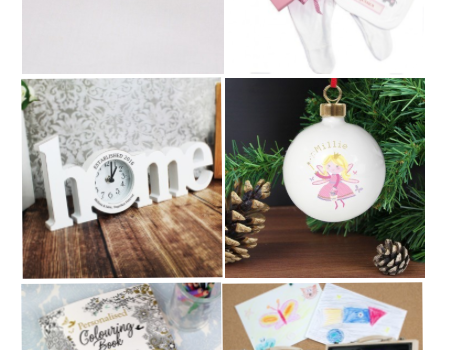 Win a £25 Voucher with Personalise.co.uk