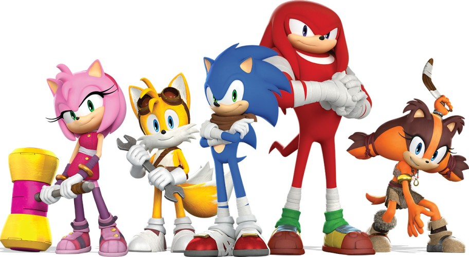Sonic Boom: Fire And Ice Review