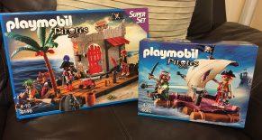Playmobil Pirates Review