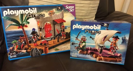 Playmobil Pirates Review