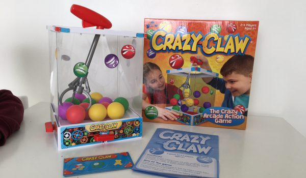 Drumond Park Crazy Claw Review and Giveaway