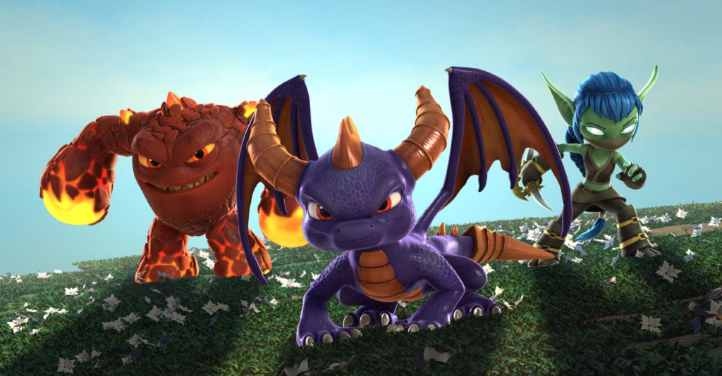 New Skylanders Academy Series on Netflix
