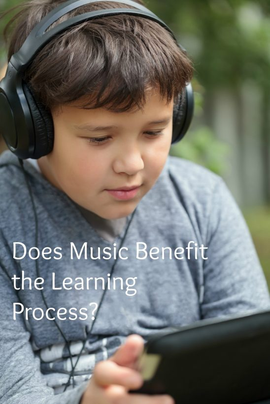 Does Music Benefit the Learning Process?