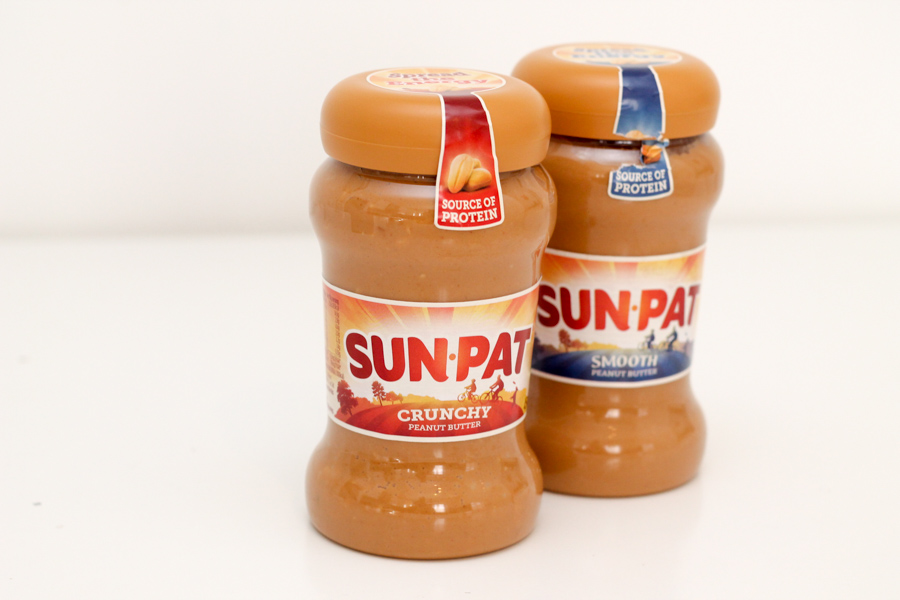 Fuel Your Dreams Competition with Sun-Pat #SunPatDreams