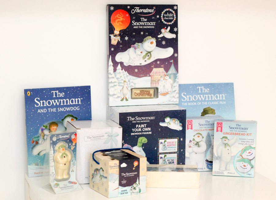 The Snowman and The Snowdog Blog Tour
