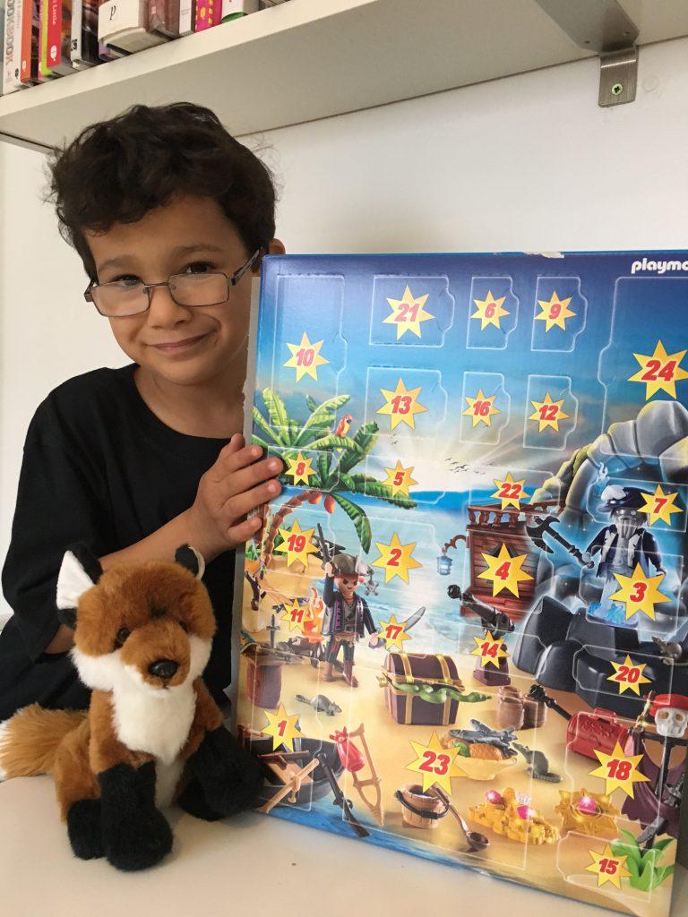 Advent Calendar Preschool : Playmobil advent calendar pirates treasure island in