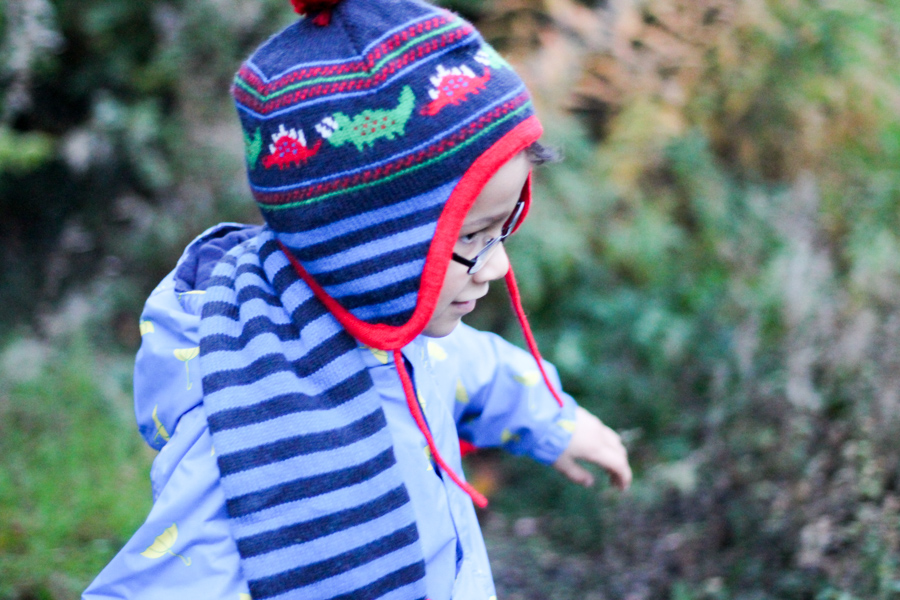 Knitted Winter Accessories for Kids from JoJo Maman Bebe