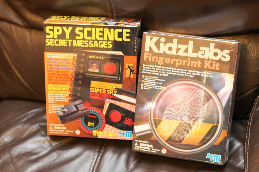 Great Gizmos Spy Kit Reviews