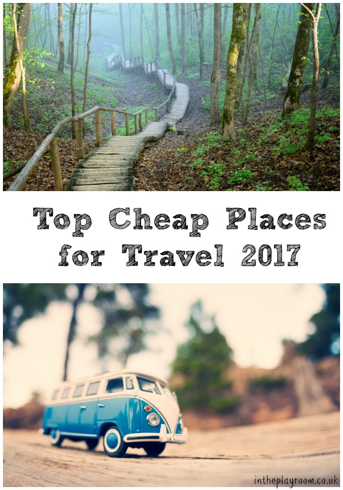 Top Cheap Places for Travel 2017