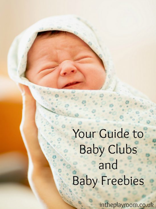 Your Guide to Baby Clubs, Parenting Clubs and Baby Freebies