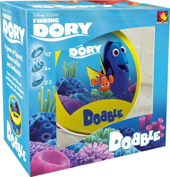 Finding Dory Dobble Game