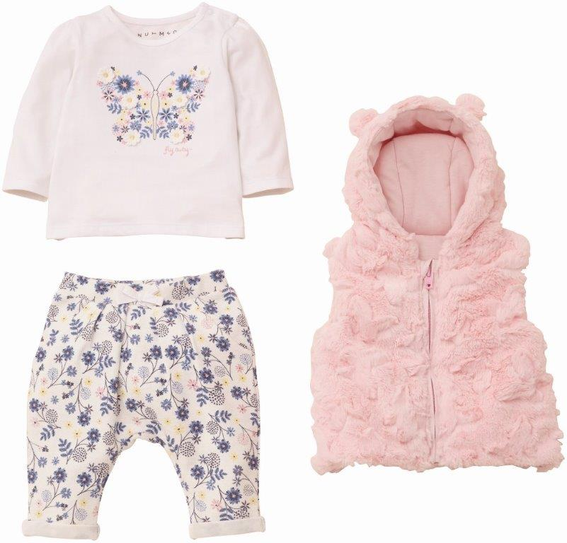Nutmeg SS17 Kids Clothing Range
