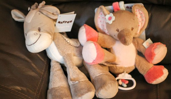 Nattou Baby Toys Review & Giveaway