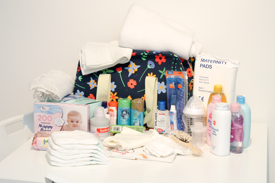 Little Bambino Bags Review: Pre-made Hospital Bags