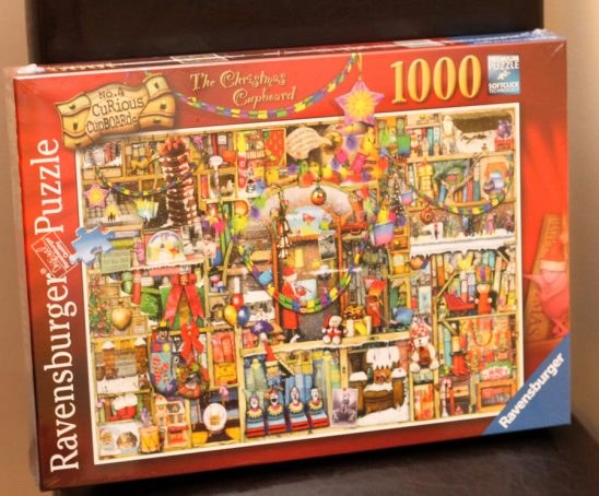 Ravensburger Christmas Puzzle Review