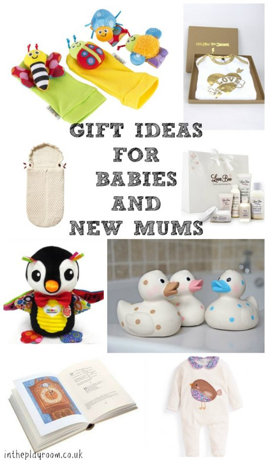 Gift Ideas for Babies and New Mums this Christmas
