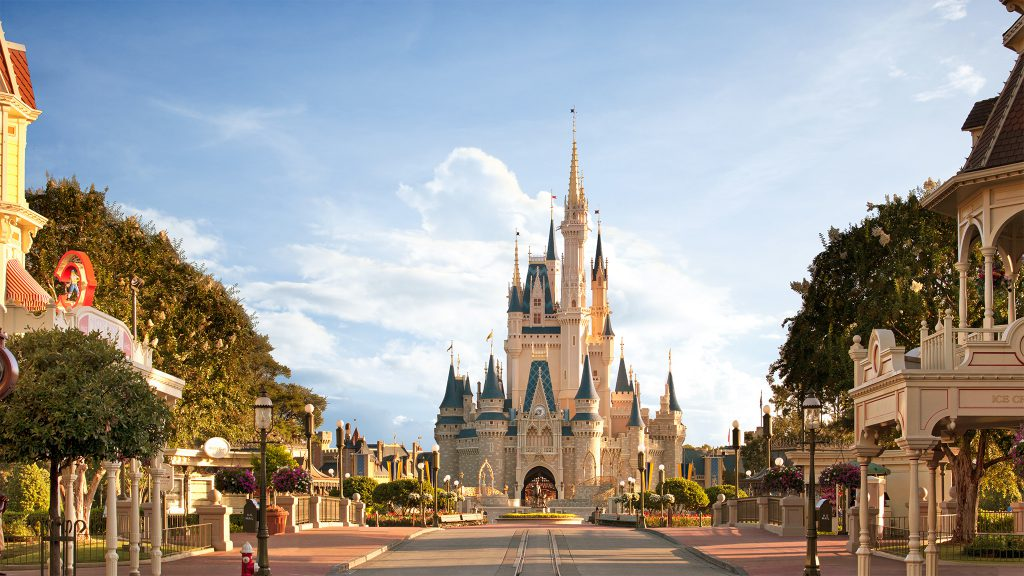 Win a Walt Disney World Holiday of a Lifetime with Ocean Florida