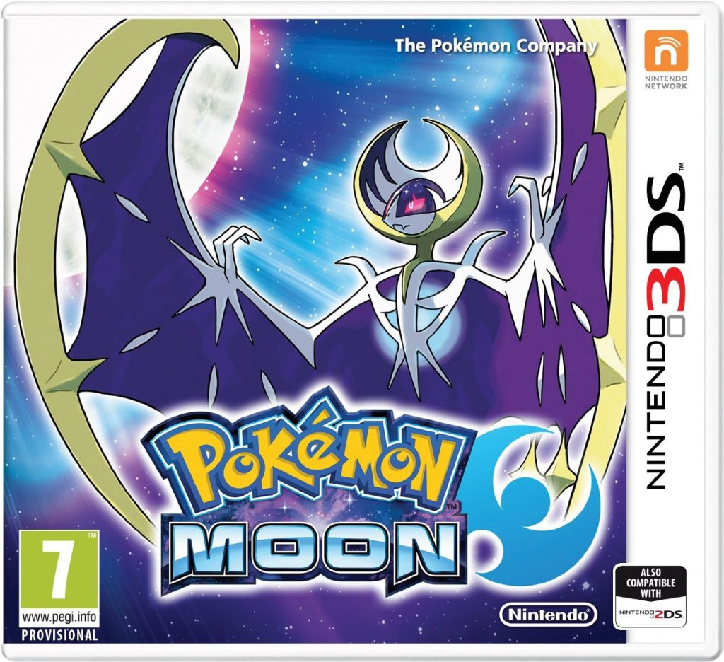 Pokemon Moon Review