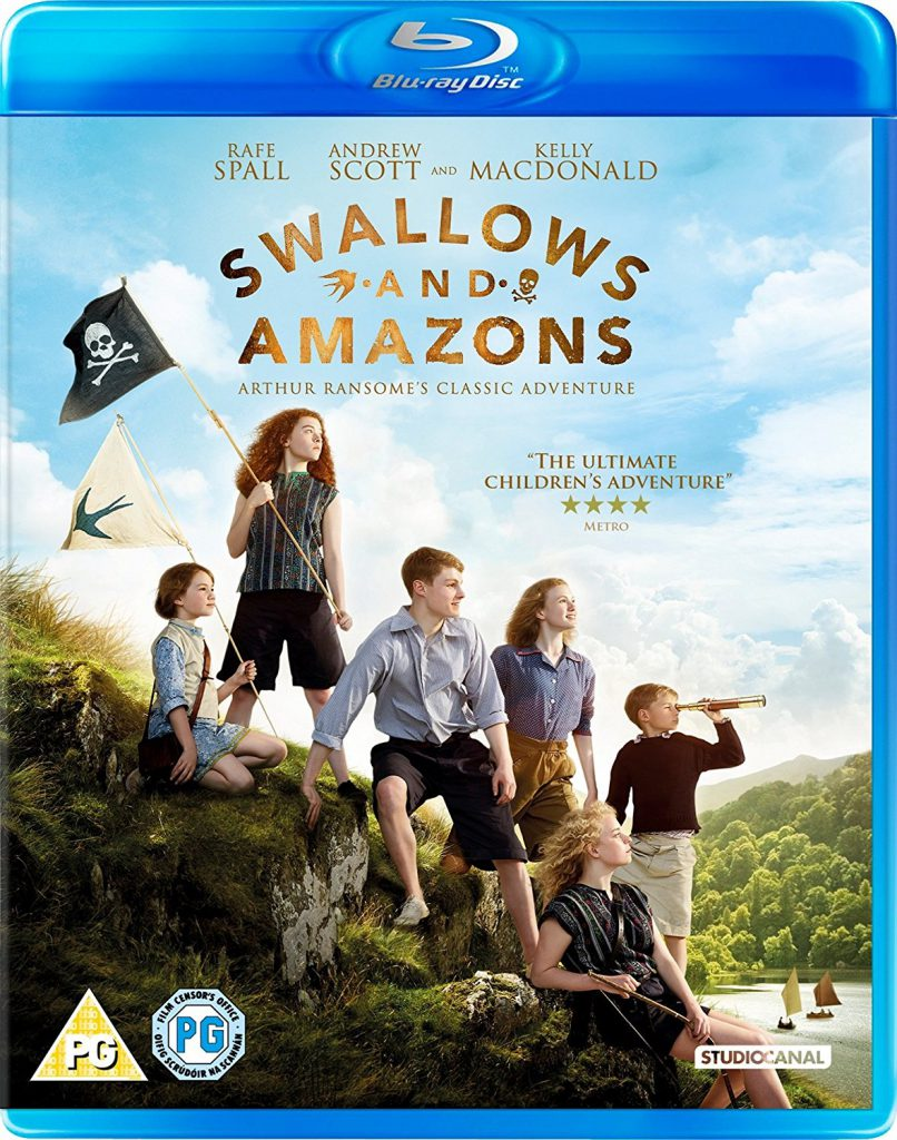 Swallows and Amazons, and Muddy Puddles