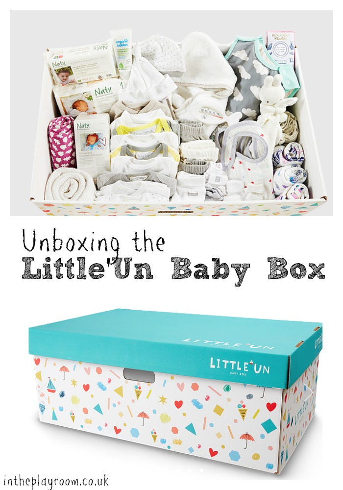 Unboxing the Little'Un Baby Box