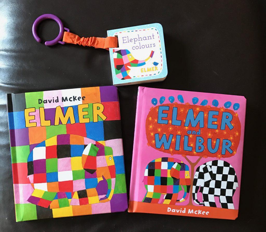 New Elmer Range for Babies