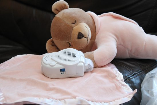 Prince Lionheart Slumber Bear & Chicco Rainbow Cube Review