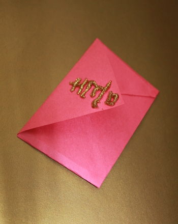 Red Envelopes Craft for Chinese New Year