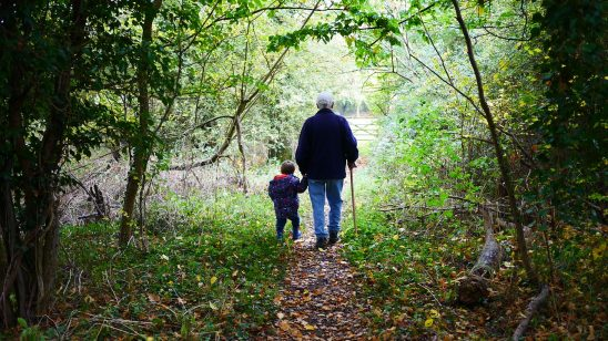 Grandparents: Where would we be without them