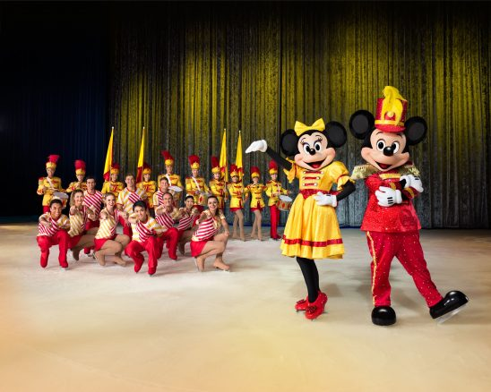 Disney On Ice celebrates 100 Years of Magic in Sensational Skating Spectacular