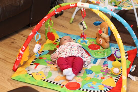 Fisher Price Puppy 'n Pals Learning Gym Review