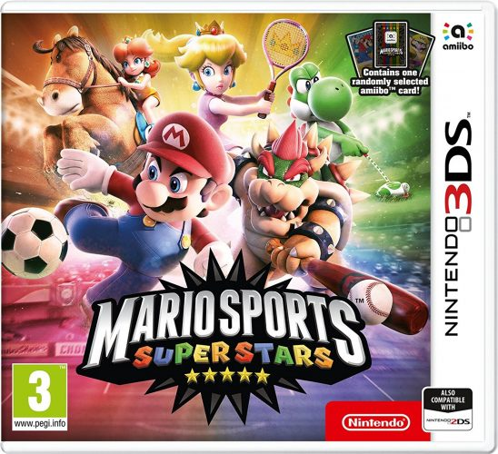 Mario Sports Super Stars on Nintendo 3DS