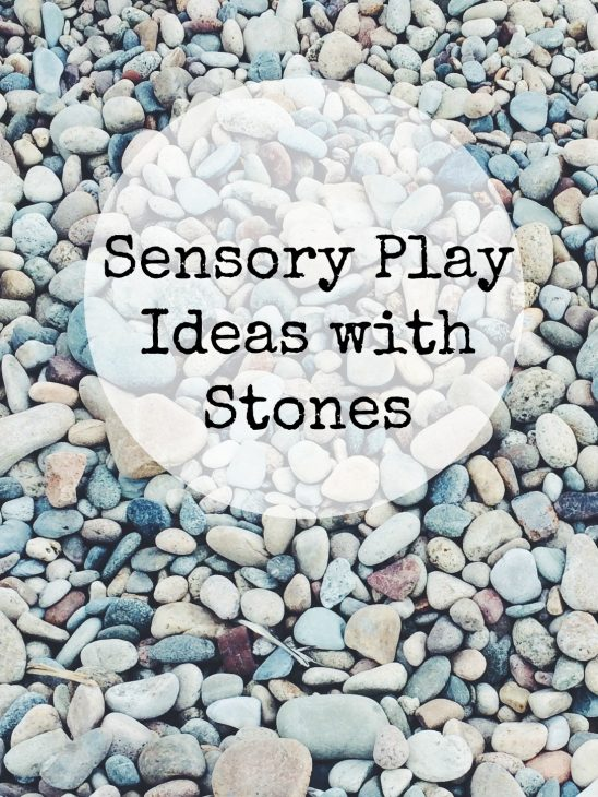 Sensory Stone Play – Fun Activities for Kids