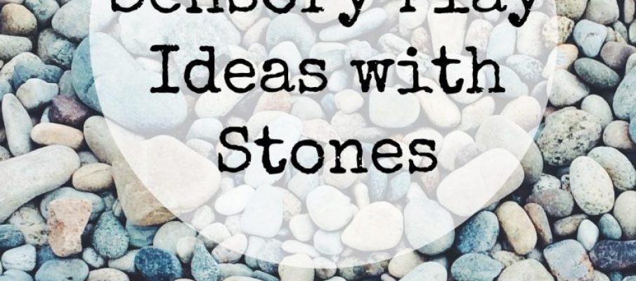 sensory-stones