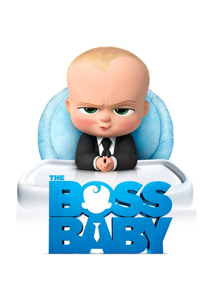 The Boss Baby Movie Review and Activity Sheet Printables