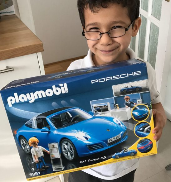 Playmobil Porsche 911 Targa 4S Review