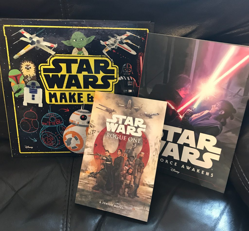 Star Wars Reads Book Reviews and Giveaway