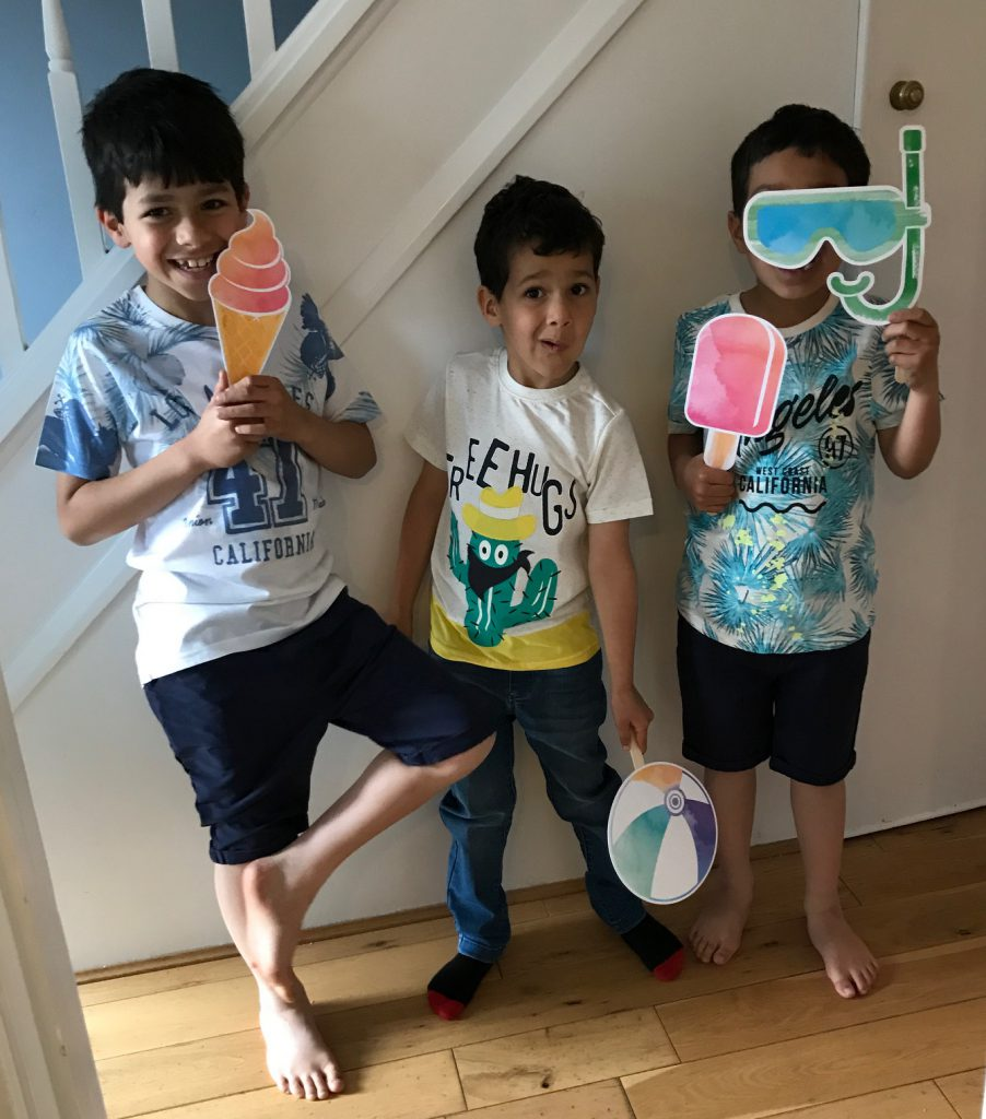 Kids Summer Holiday Fashion with Nutmeg
