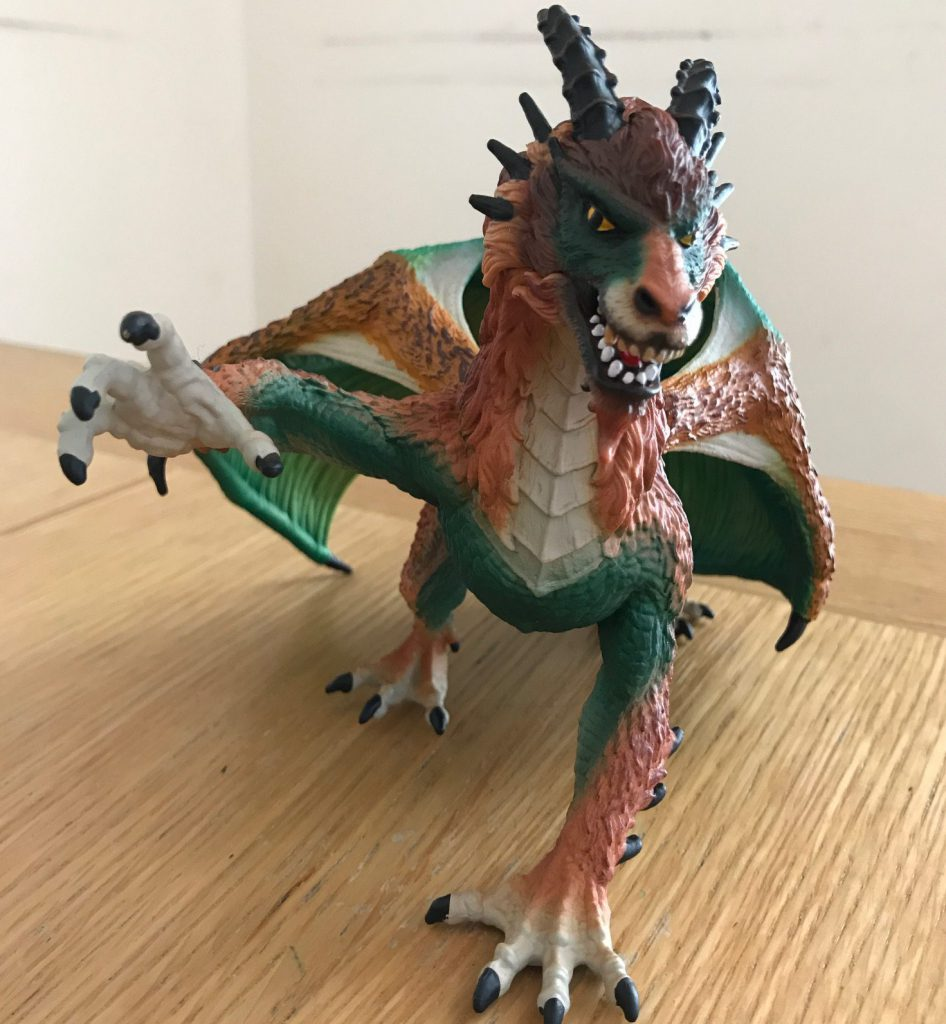Schleich Eldrador Dragon Review