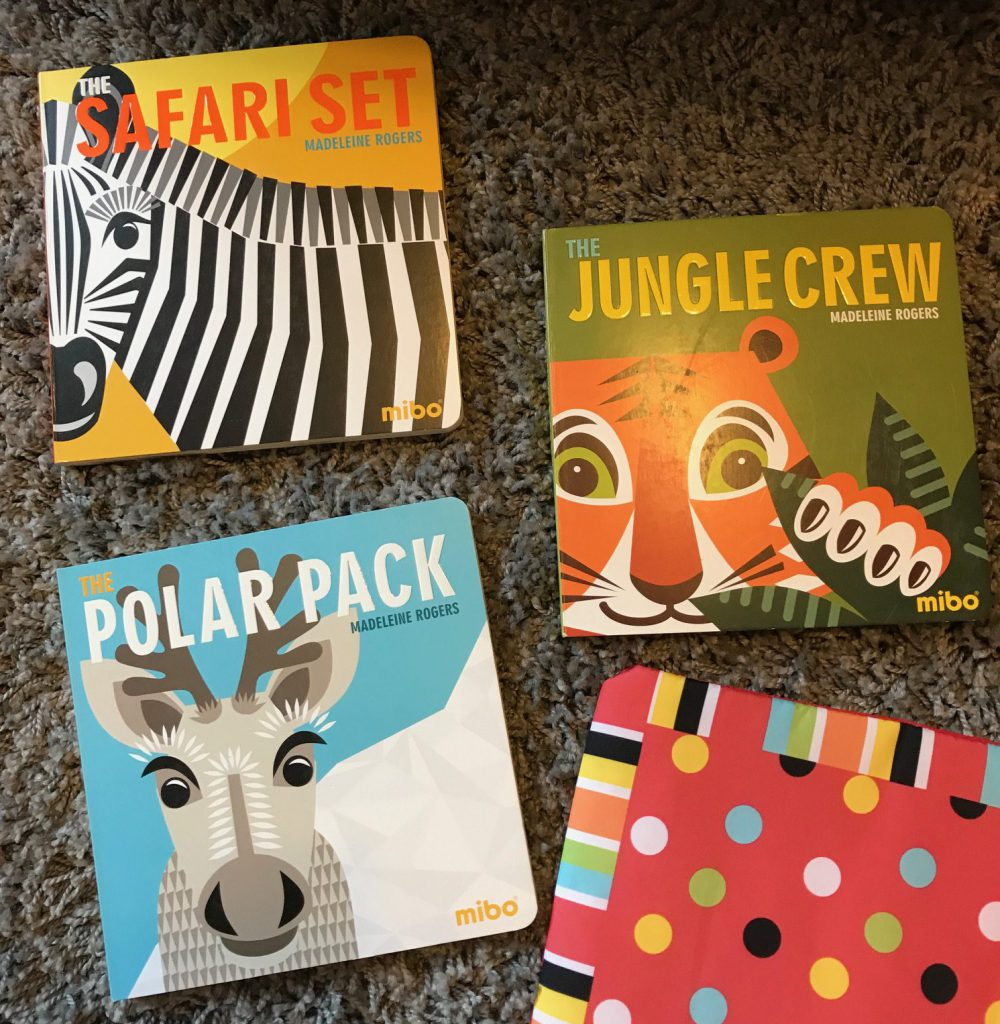 Animal Books for Babies: Mibo and Picky Eaters