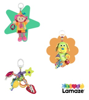 Lamaze Toys Giveaway