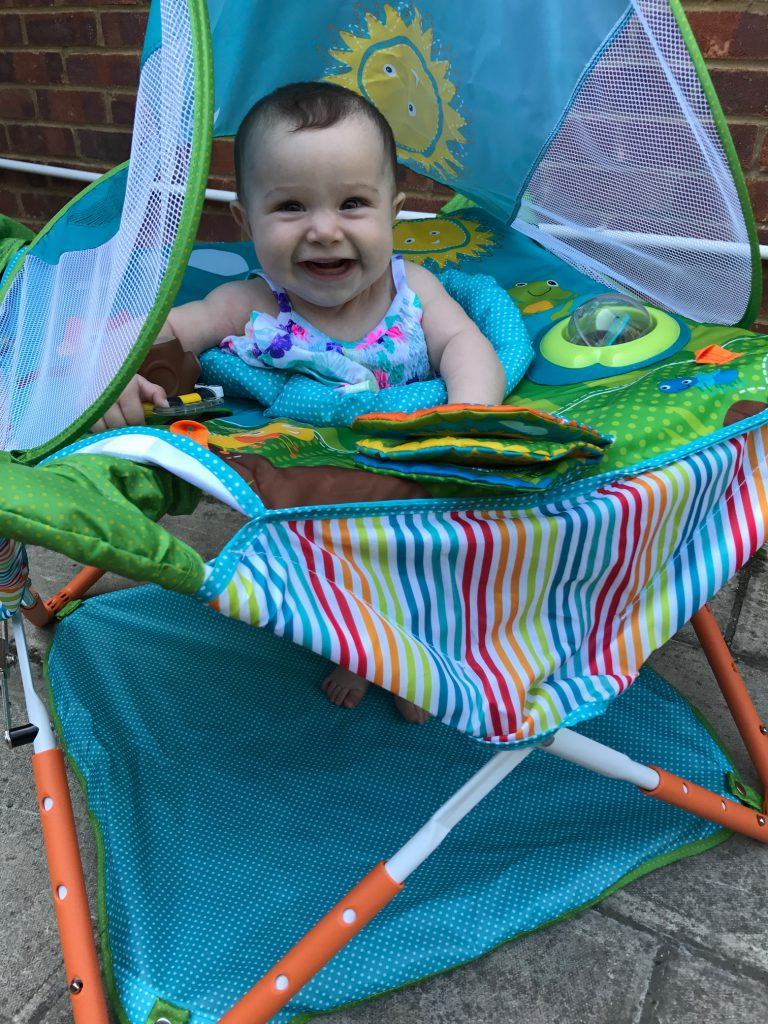 Summer Infant POP n Jump Review