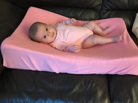 Lilikim Sofalange Baby Changing Mat