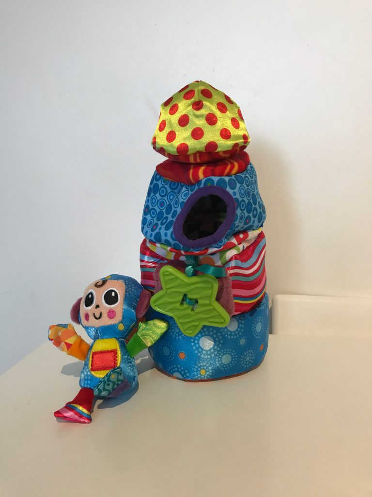Lamaze Cosimo Concerto And Stacking Star Seeker In The