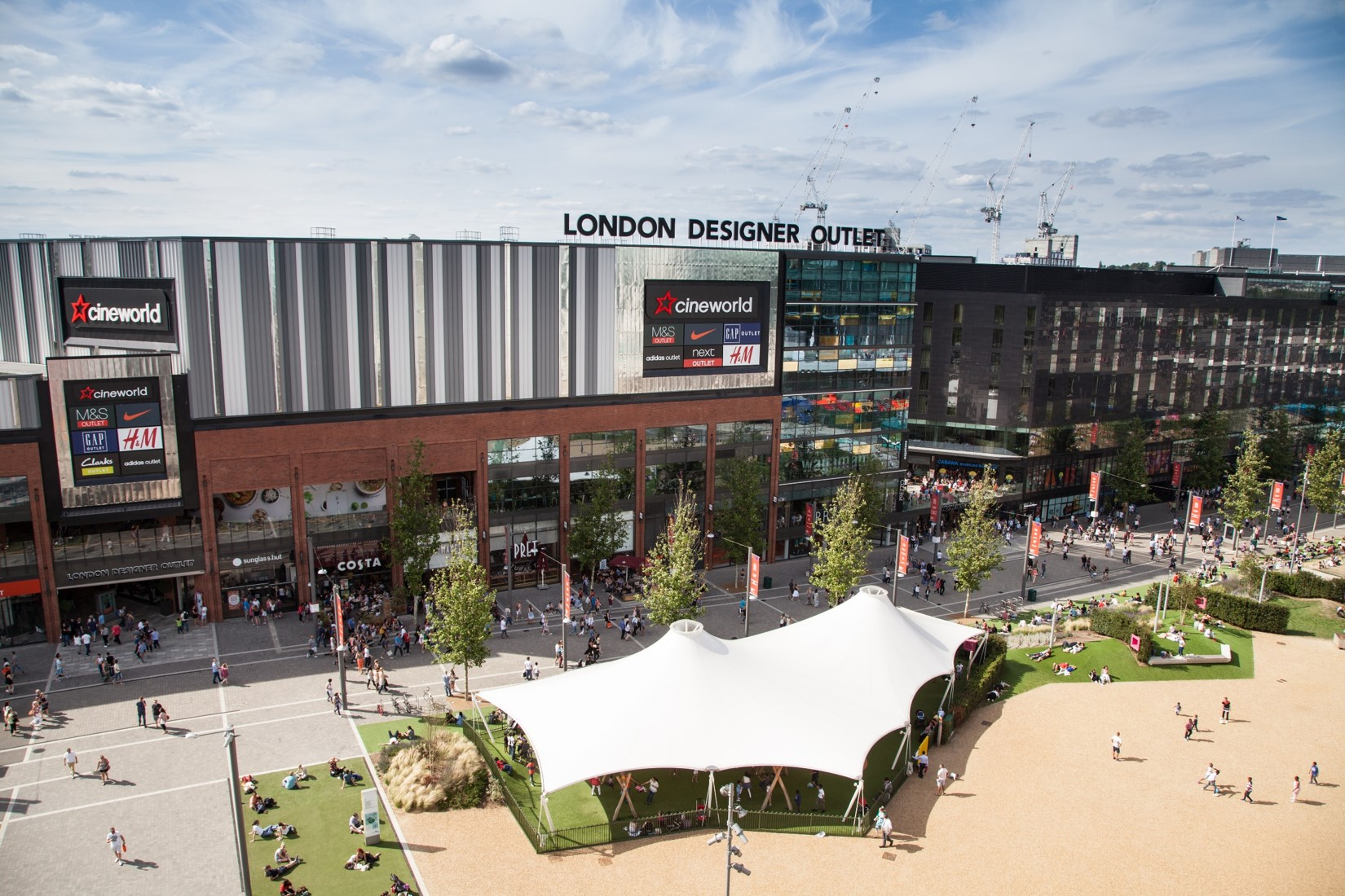 London Designer Outlet (2)