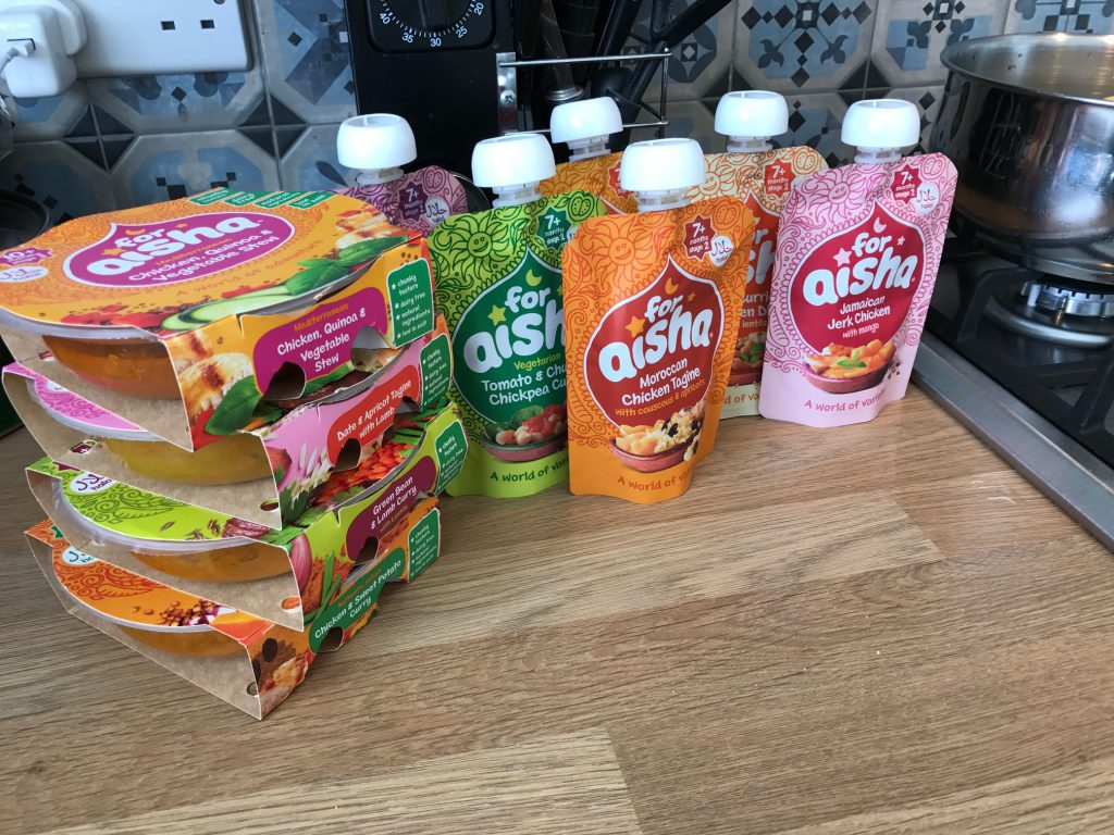 For Aisha Halal Baby Food Review & Hamper Giveaway