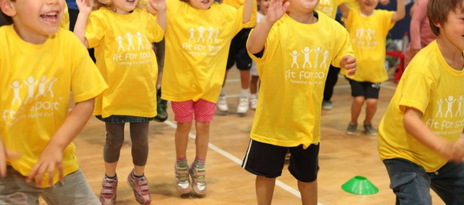 kids camp photo