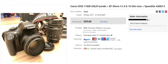 Clearing Out, and Cashing In – with eBay!