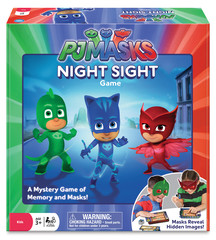 PJ Masks Night Sight Game Review