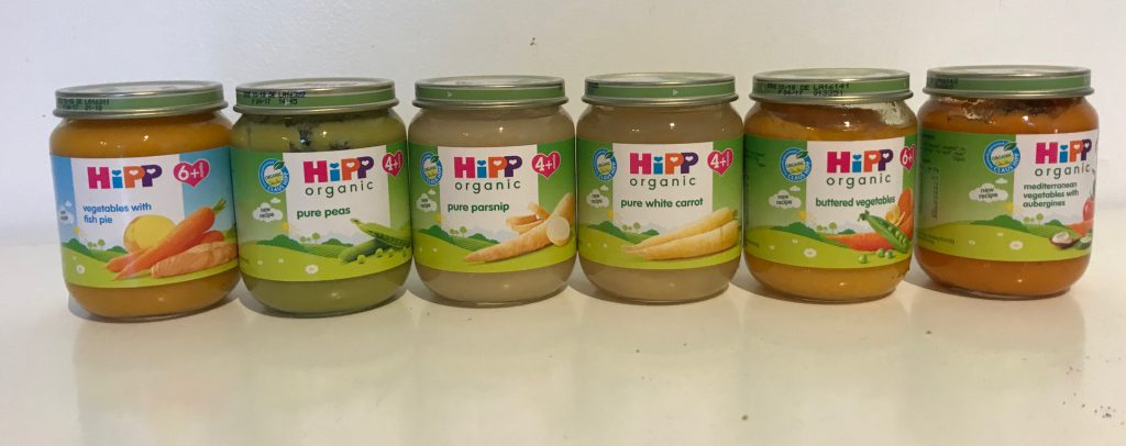 First Tastes with HiPP – and Weaning Hamper Giveaway!